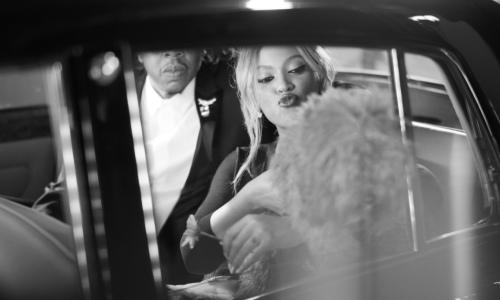 Beyonce & Jay-Z 甜蜜出镜 Tiffany & Co. 全新「Date Night」主题短片