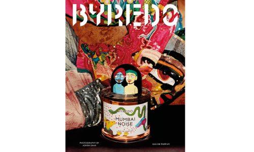 BYREDO 推出全新香水「MUMBAI NOISE」
