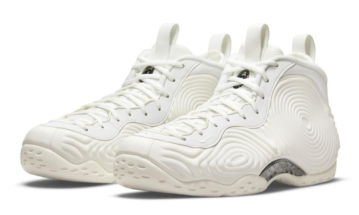 CDG x Nike Air Foamposite One 即将上架