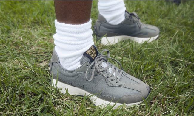 BUZZ RICKSON'S x New Balance x BEAMS BOY 联名推出 327 鞋款