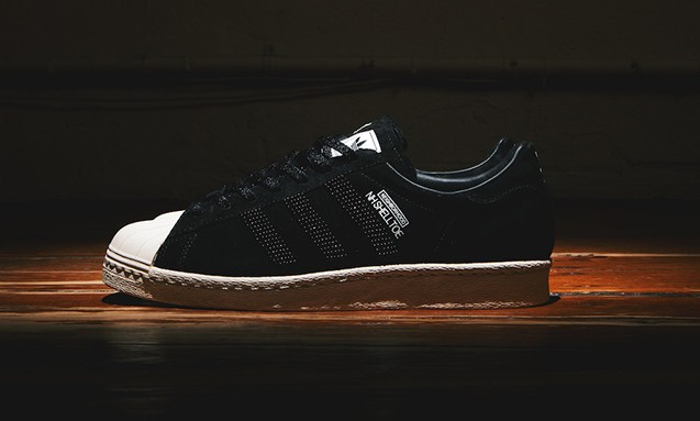 adidas Originals x NEIGHBORHOOD 2014 秋冬联名 Shelltoe 鞋款