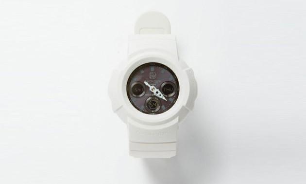 BEAUTY & YOUTH x G-SHOCK 联名 AWG-M500 表款