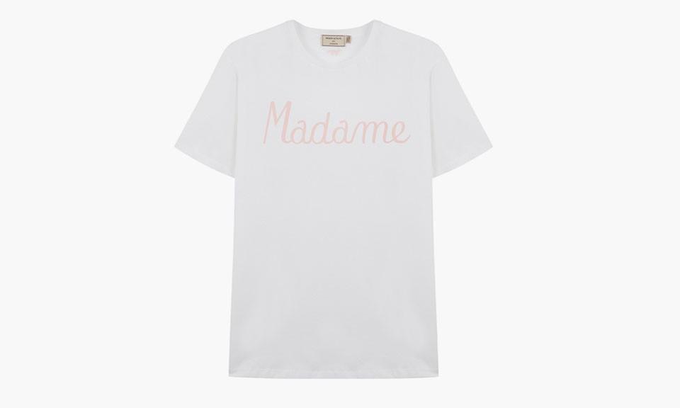 """法国 Maison Kitsuné 发布秋冬""""Madame""""店铺限定系列"""