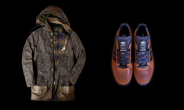 Barbour x adidas Originals 2014 秋冬联名系列