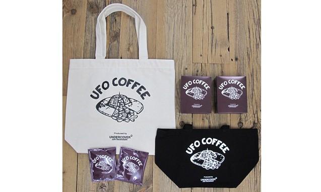 UNDERCOVER 推出 UFO COFFEE 及相关单品