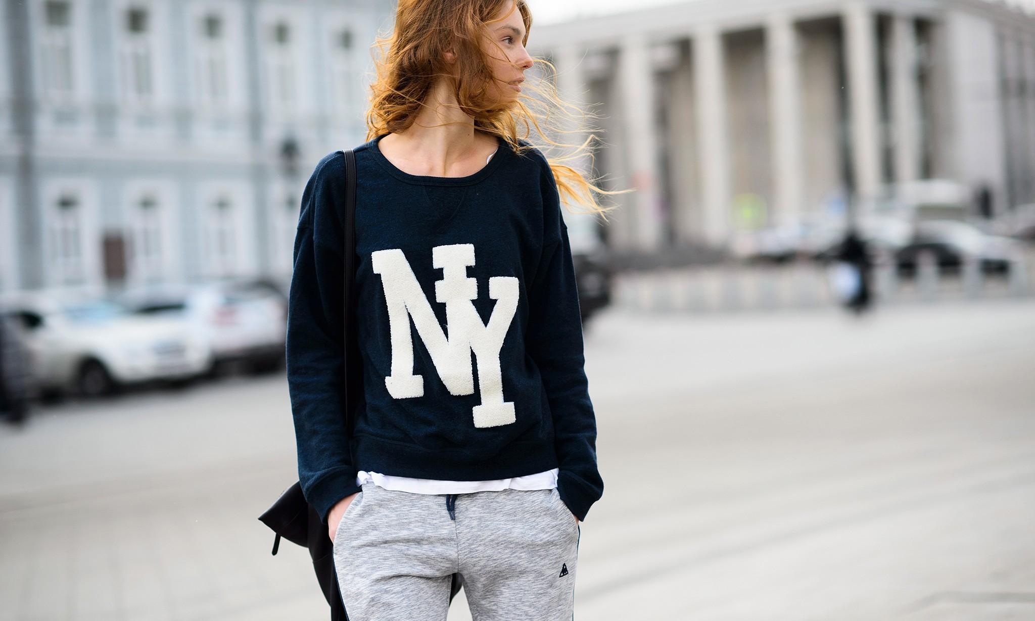 Street Style:俄罗斯时装周街拍集锦