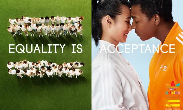Pharrell Williams x adidas Originals 网球主题第二波新品海报