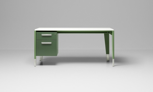 G-Star RAW x Vitra 合作推出 Jean Prouvé 设计风格家具系列