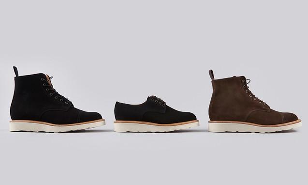 Mark McNairy 2014 秋冬季 Goodhood Store 限定 Derby 鞋款系列