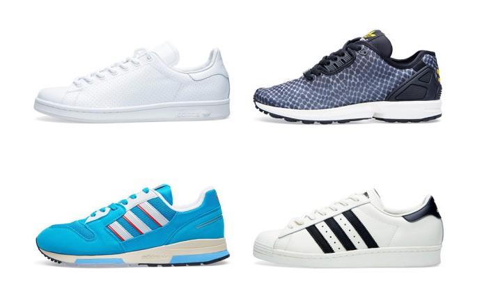 adidas Originals 2015 年 1 月发售鞋款预览