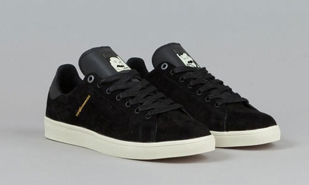 The Hundreds x adidas Stan Smith Vulc 全新创意联名