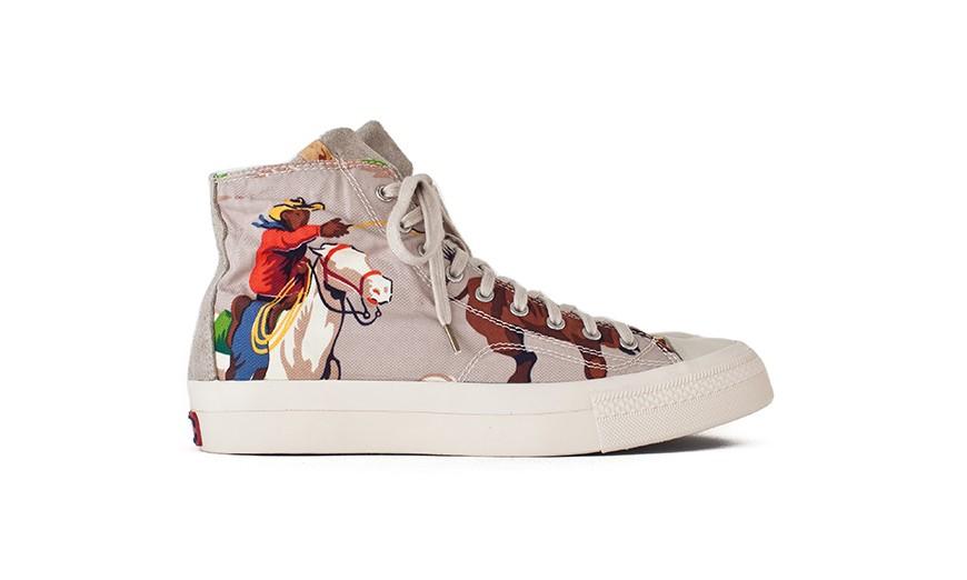 注入西部元素,visvim 2014 秋冬系列SKAGWAY HI KAPA 鞋款