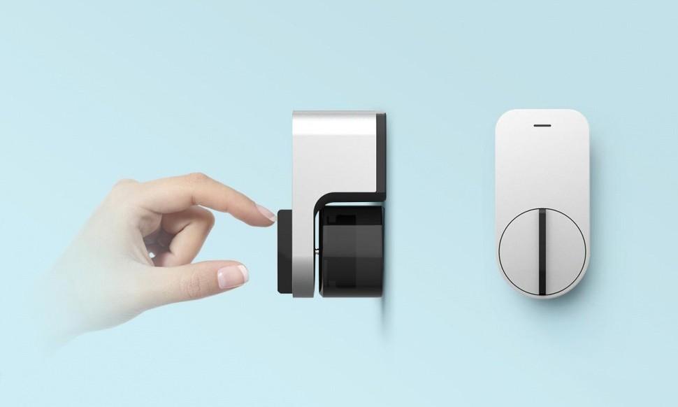 科技改变日常,Sony Qrio 智能门锁发布
