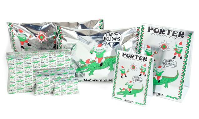 PORTER 携手艺术家 Will Sweeney 推出 2014 年圣诞特别包装