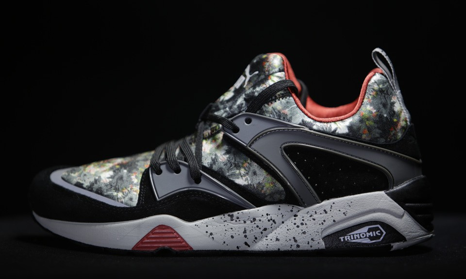 "冬日绽放,VEIL x Puma Blaze of Glory OG "" Digital Floral "" 独家鉴赏"