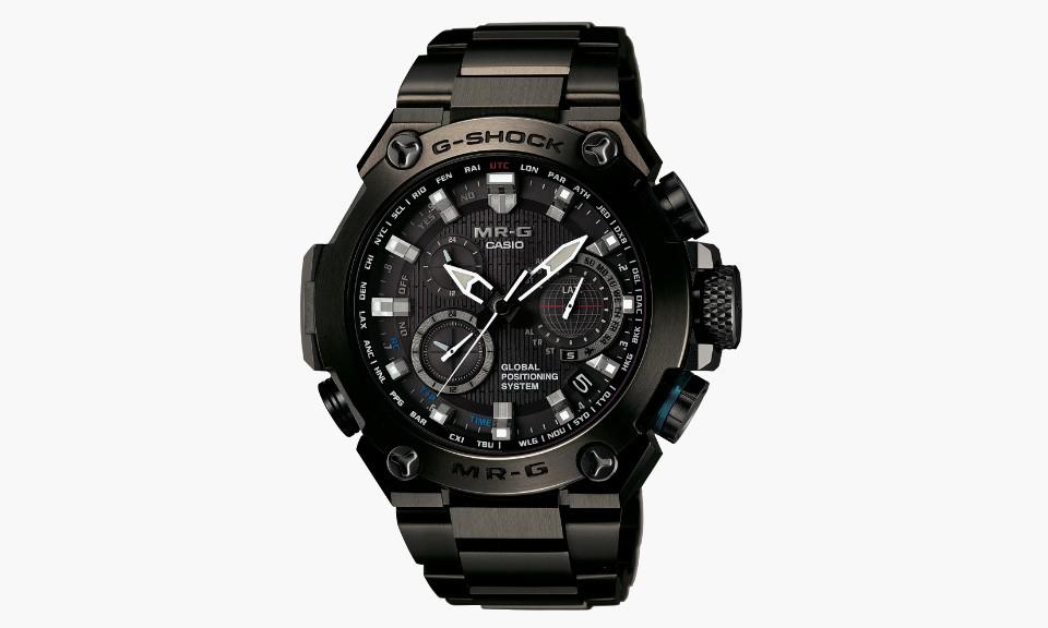 奢华硬朗典范,G-SHOCK Premium MRG-G1000 表款发布