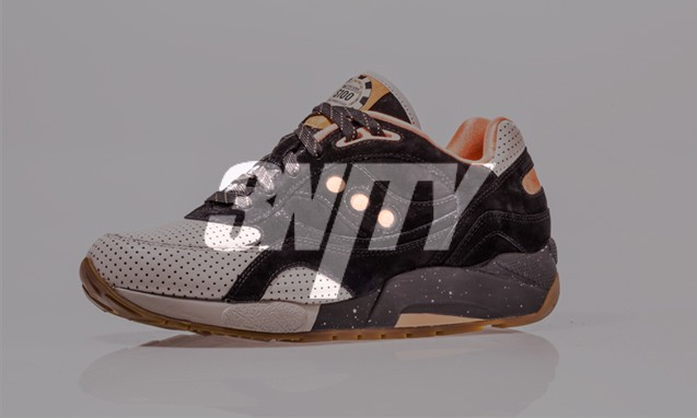 "3NITY 开卖,Saucony × Feature G9 Shadow 6000 ""High Roller""国内发售预告"