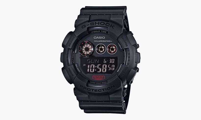 G-SHOCK 带来 2015 黑色军事主题腕表