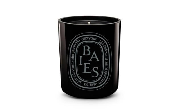 Diptyque 黑色浆果香型彩色香氛蜡烛
