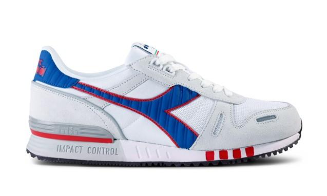 80 年代的色调,Diadora Titan 2 复刻慢跑鞋新配色
