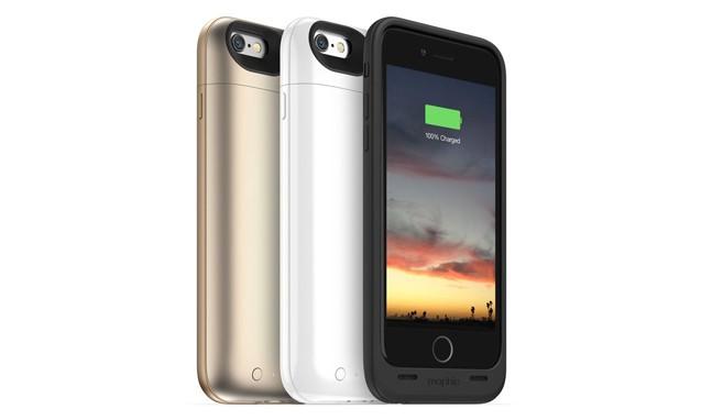 Mophie 发布 iPhone 6 & 6 Plus 全新 Juice Pack 充电手机壳