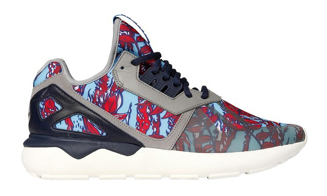 "adidas Originals Tubular 2015 春夏 "" Print "" 鞋款预览"