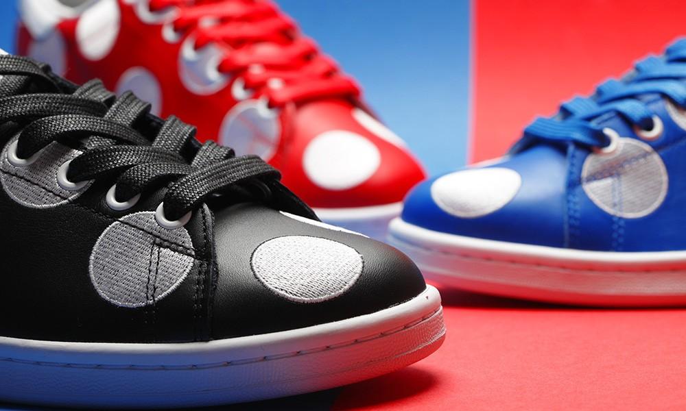 "Pharrell Williams x adidas Originals 全新""Big Polka Dot""系列鞋款发售预告"