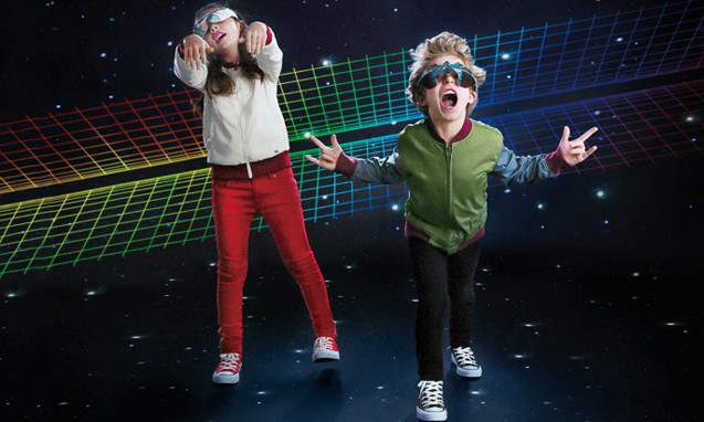 UNDERCOVER x UNIQLO UU Kids 2015 春夏系列发布