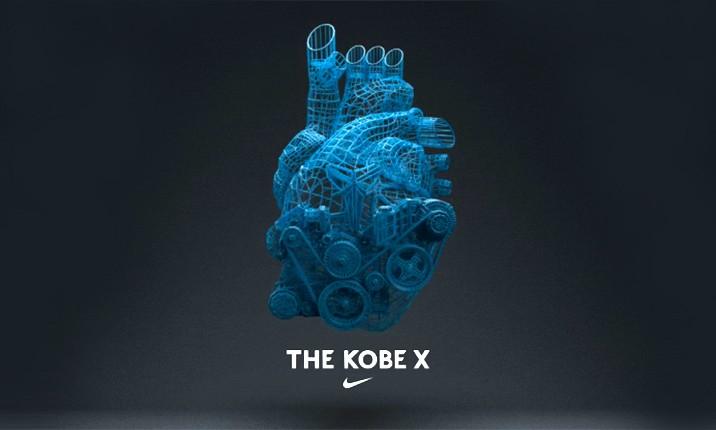 杀神本色,Nike Kobe X 即将登场