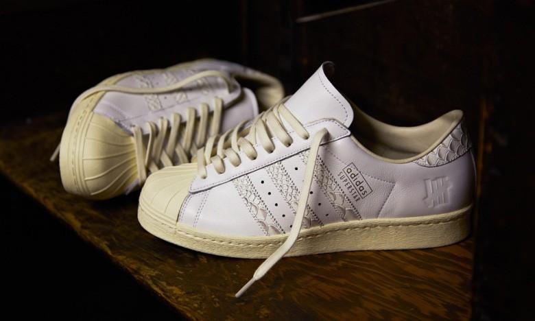 adidas Consortium Superstar 10 周年纪念系列鞋款