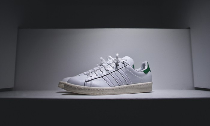 adidas Originals by NIGO 系列全新 Campus 80s 配色上架