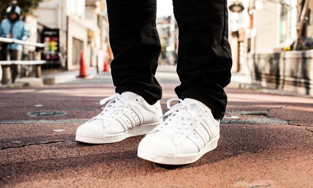 adidas Originals 发布全新 Superstar 80s by Gonz 鞋款