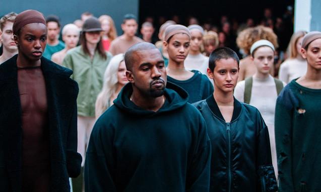 "Kanye West for adidas Originals "" Yeezy Season 1 "" 纽约时装周发布会视频"