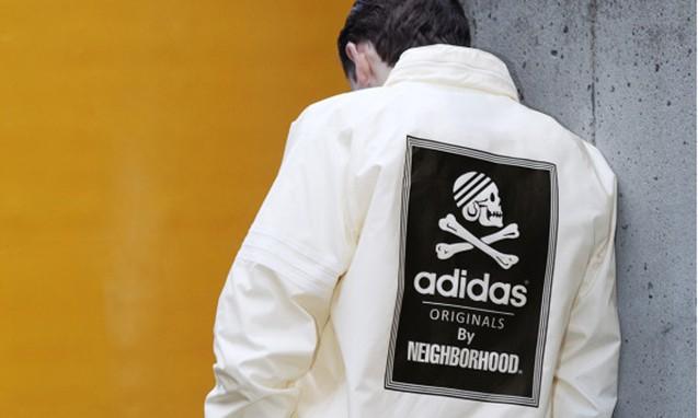 adidas Originals by NEIGHBORHOOD 2015 春夏造型 Lookbook