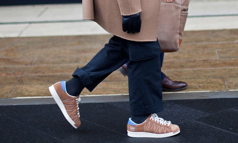 纽约时装周上的精彩 Sneaker 瞬间
