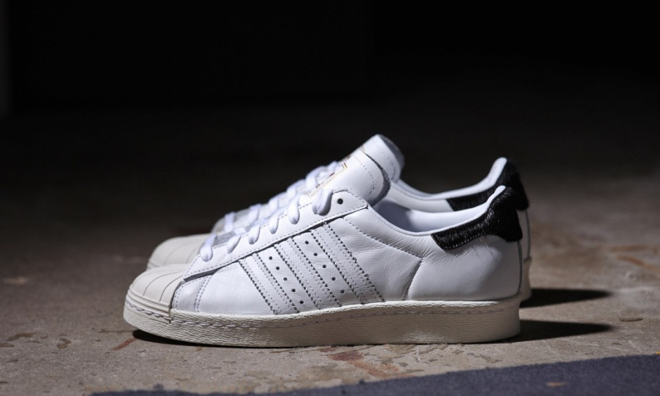 adidas Originals 释出 Superstar 80s 全新 Running White 配色