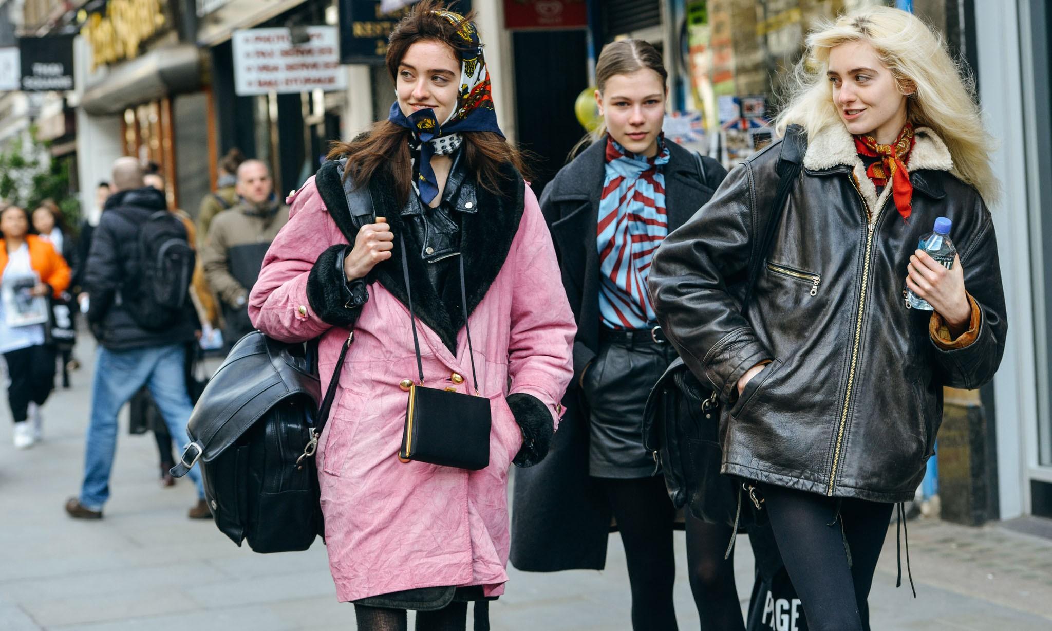 街拍大师 Tommy Ton 2015 纽约时装周街拍第六辑