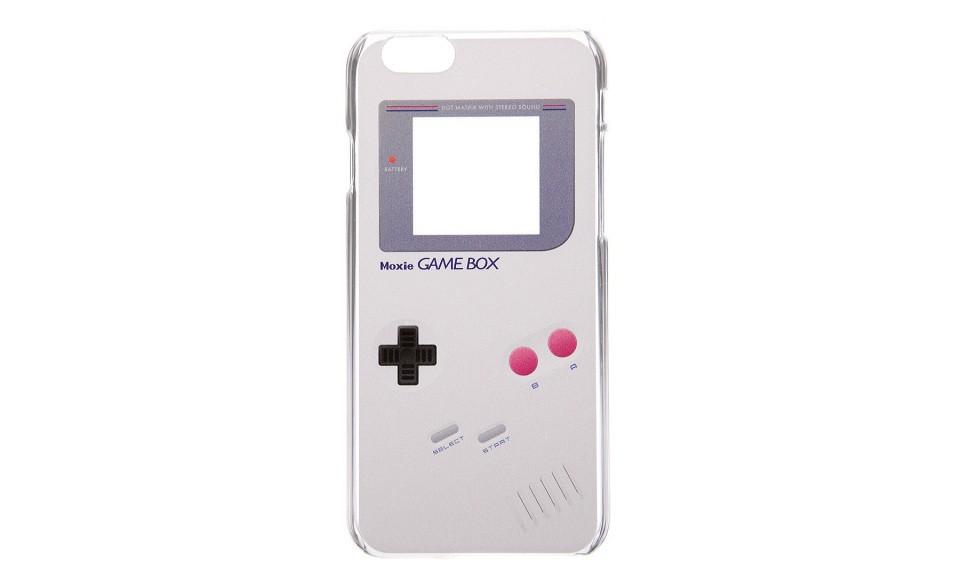 Moxie 推出致敬 Game Boy 主题 iPhone 6 与 6 Plus 保护外壳