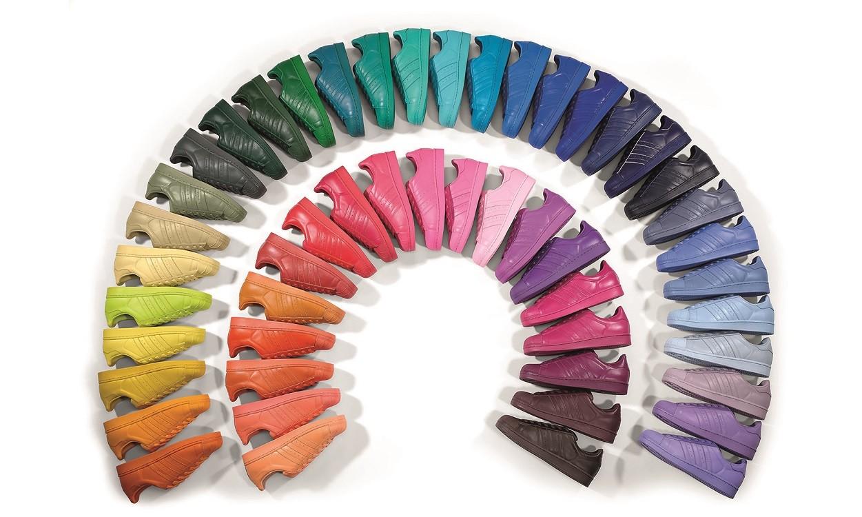 找寻只属于你的色彩,adidas Originals Supercolor 系列即将发售