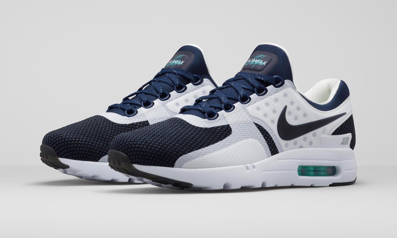从零到1,Nike 正式发布全新 Air Max Zero 鞋款