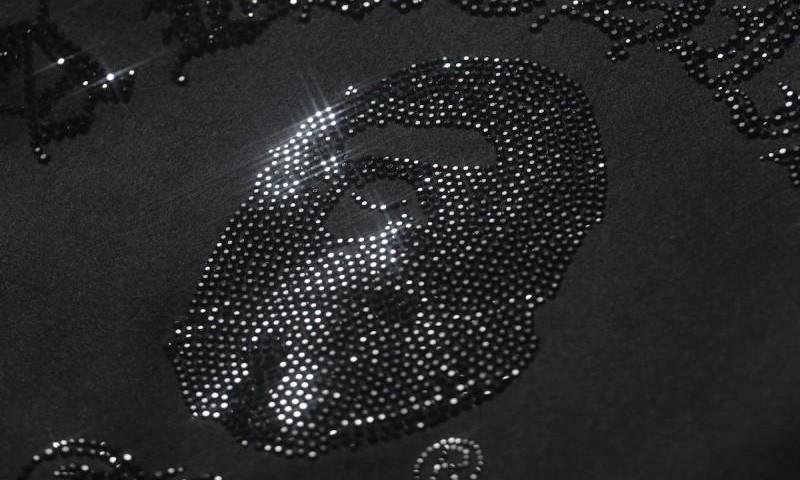 A Bathing Ape®  BLACK 高端支线系列预览
