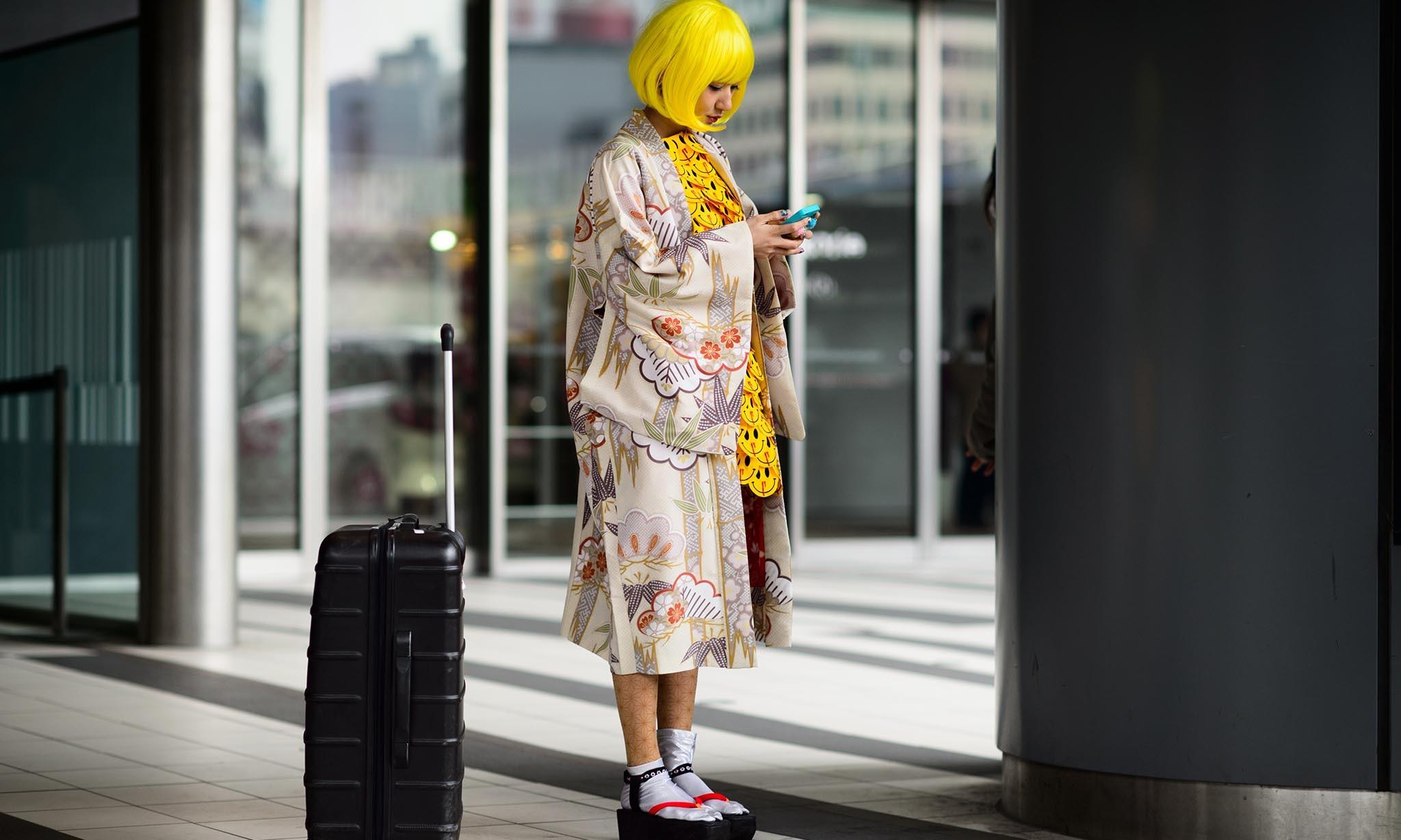 2015 东京时装周街拍集锦第二辑