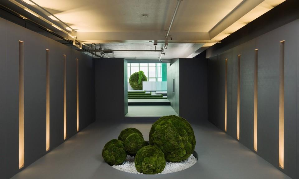 "COS 2015 秋冬系列 ""Urban Landscape"" 香港展示会"