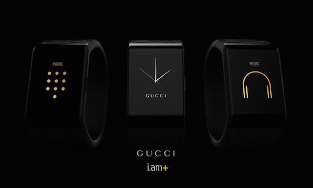Will.i.am x Gucci 奢华智能手环