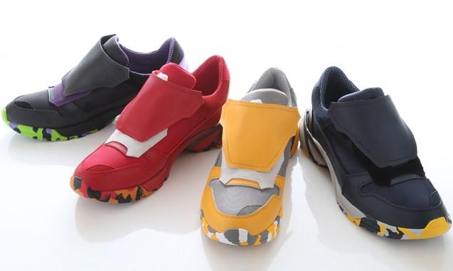 RADIO EVA x FACTOTUM x Fobs 合作打造 TRANSFORMABLE 鞋款系列