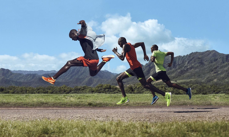 全新启程,Nike Free 2015 跑鞋系列