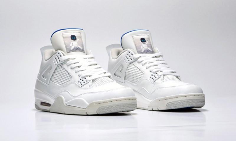 游戏 Sneakerhead 垂涎,FreakerSNEAKS 定制版 PS4 Air Jordan 4 大赏