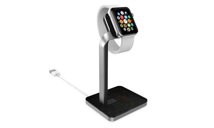 mophie 发布 Apple Watch 特制充电支架
