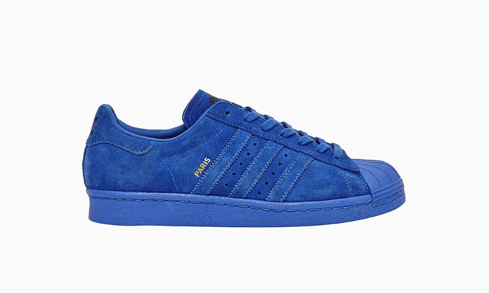 adidas Originals Superstar 「城市」限定系列鞋款