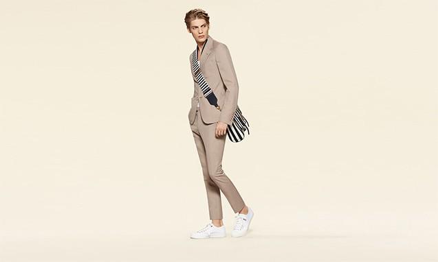 Gucci 2015 春夏男装系列 Lookbook